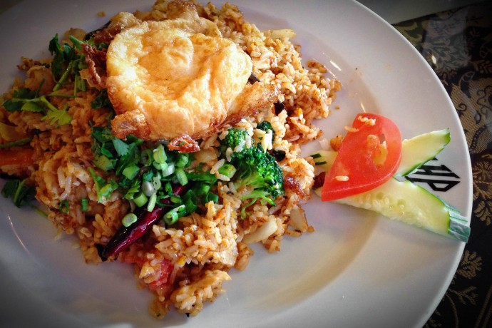 Bahn Thai Fried Rice