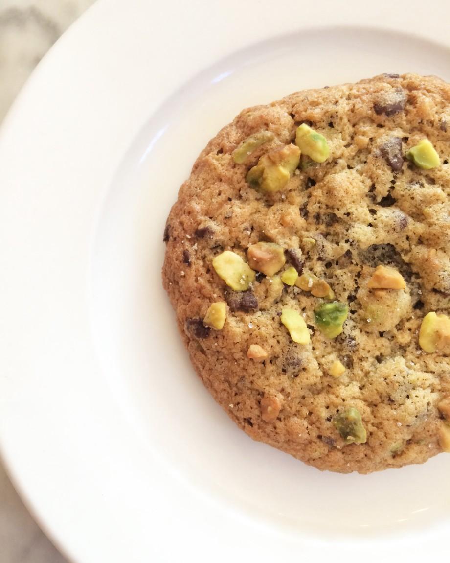 pistacia vera cookie dessert