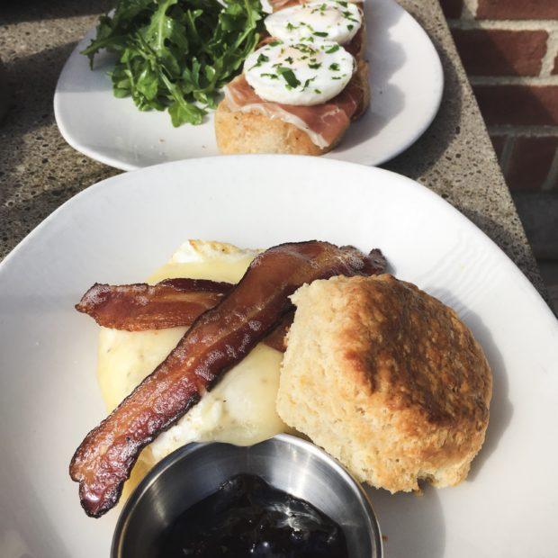 Northstar egg sandwich